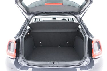Bagagliaio di Fiat 500X