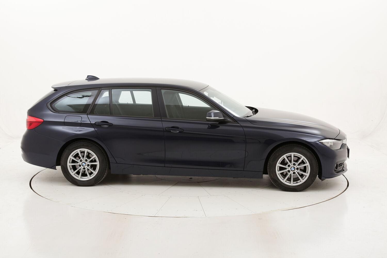 BMW Serie 3 318d Touring Business Advantage Aut. usata del 2017 con 117.201 km