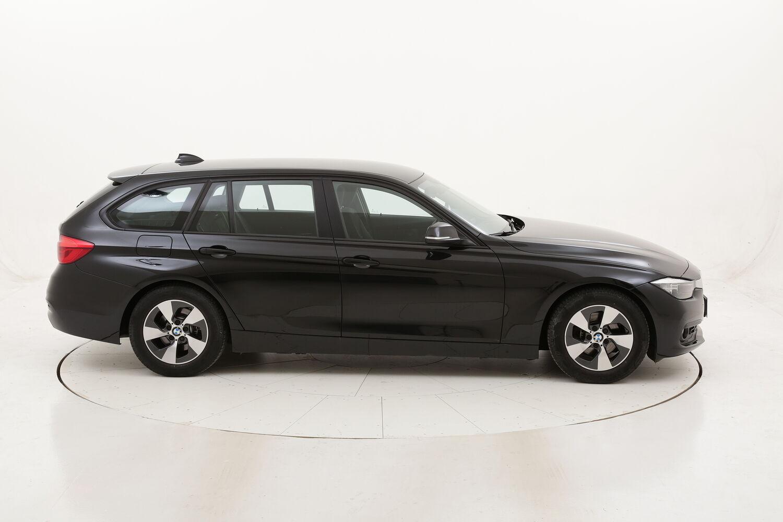 BMW Serie 3 320d Touring Business Advantage Aut. usata del 2015 con 77.140 km