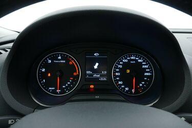Interni di Audi A3