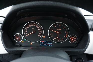 Interni di BMW Serie 3