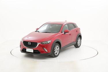 Mazda CX-3 usata del 2016 con 56.698 km