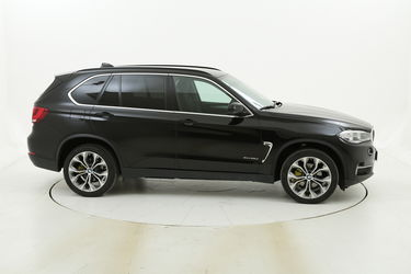 BMW X5 25d XDrive Business usata del 2017 con 121.293 km