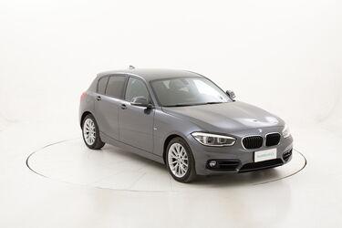 BMW Serie 1 118d Sport usata del 2017 con 108.988 km