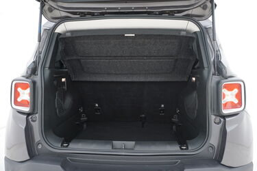 Bagagliaio di Jeep Renegade