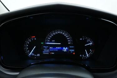 Interni di Cadillac XT5
