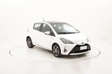 Toyota Yaris Hybrid Style usata del 2018 con 39.145 km