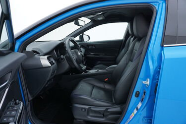 Sedili di Toyota C-HR