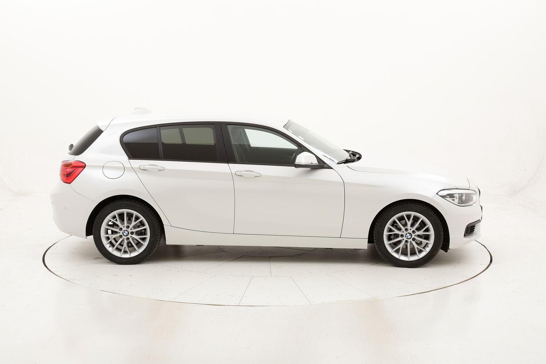 BMW Serie 1 118d Advantage usata del 2017 con 118.815 km