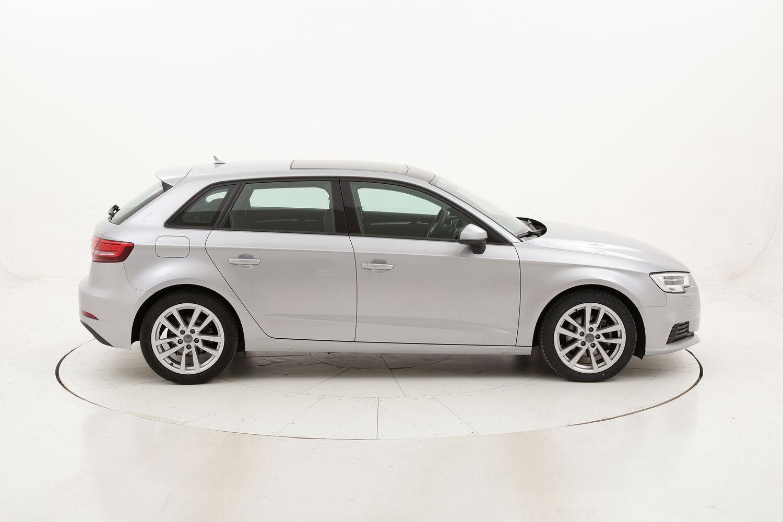 Audi A3 SPB Business usata del 2017 con 66.609 km
