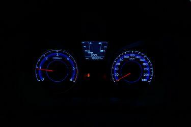 Interni di Hyundai ix20