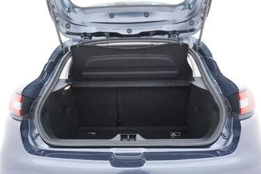 Bagagliaio di Renault Clio