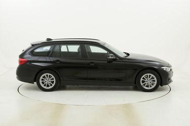 BMW Serie 3 316d Touring Business Advantage aut. usata del 2017 con 85.642 km