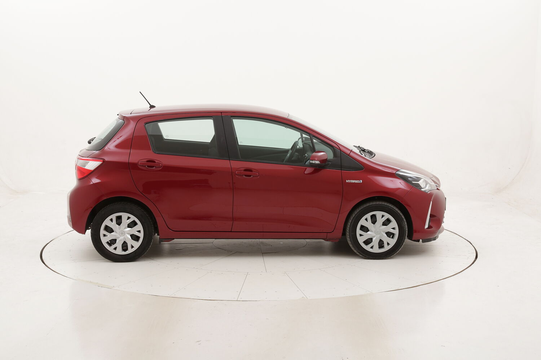 Toyota Yaris Hybrid Business usata del 2018 con 39.036 km