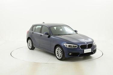 BMW Serie 1 usata del 2017 con 91.420 km