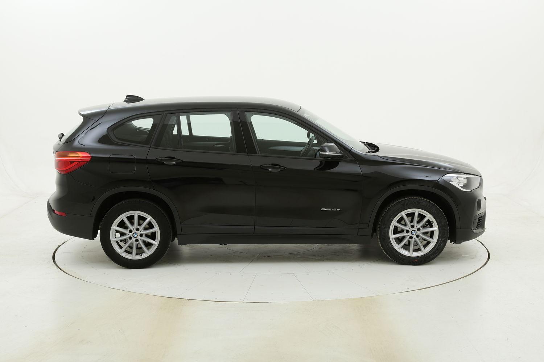 BMW X1 16d SDrive usata del 2017 con 43.899 km