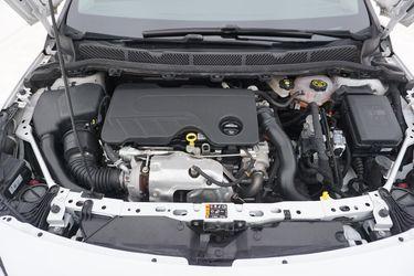 Opel Astra  Vano motore