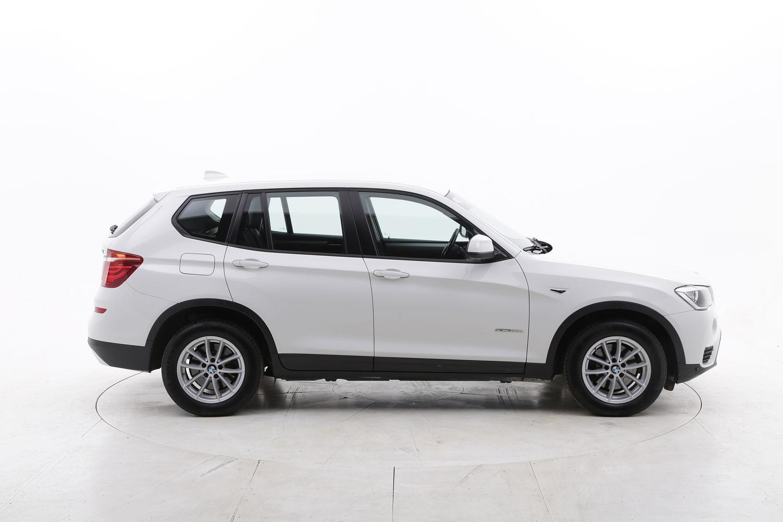 BMW X3 usata del 2015 con 122.836 km