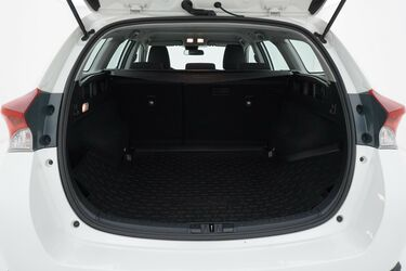 Bagagliaio di Toyota Auris