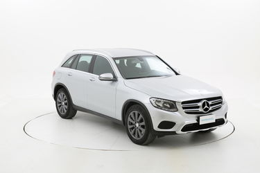 Mercedes GLC usata del 2016 con 121.395 km