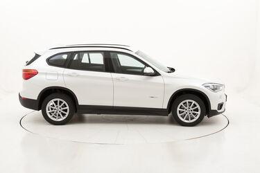 BMW X1 18d sDrive Business Aut. usata del 2018 con 64.216 km