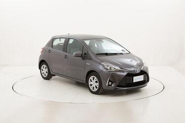 Toyota Yaris Hybrid Business usata del 2018 con 50.908 km