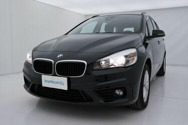 Visione frontale di BMW Serie 2 Gran Tourer