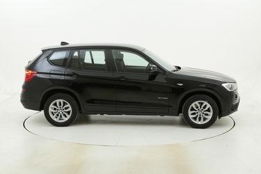 BMW X3 20d xDrive Business Advantage aut. usata del 2016 con 69.877 km