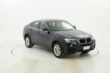 BMW X4 20d xDrive Business Advantage Aut. usata del 2017 con 79.867 km