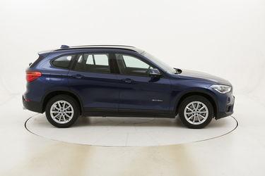BMW X1 20d sDrive Business aut. usata del 2017 con 76.636 km