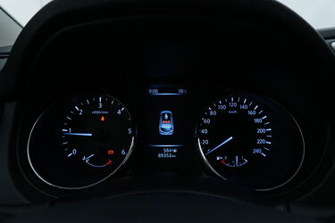 Interni di Nissan Qashqai