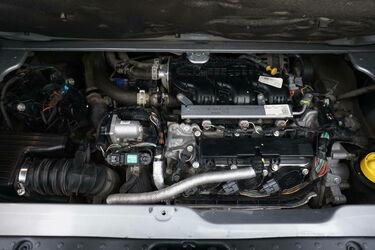 Vano motore di Smart fortwo