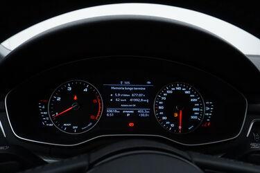 Interni di Audi A4