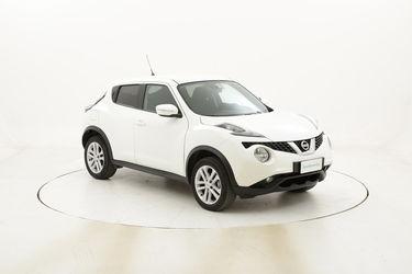 Nissan Juke GPL Eco Acenta usata del 2018 con 66.943 km