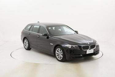 BMW Serie 5 520d xDrive Touring Business aut. usata del 2016 con 102.227 km