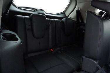 Sedili posteriori di Nissan X-Trail