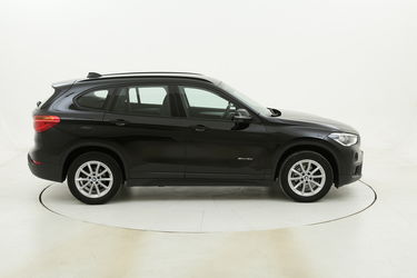 BMW X1 16d sDrive Business usata del 2017 con 74.845 km