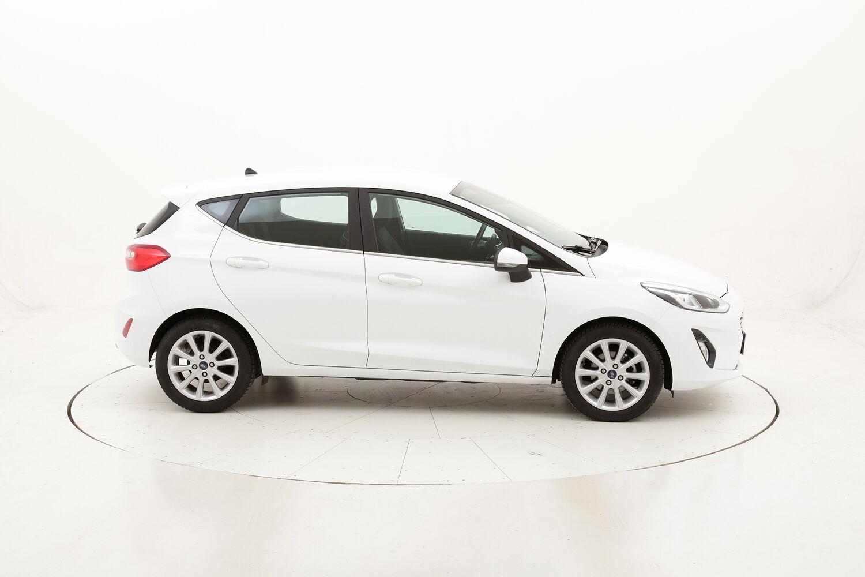 Ford Fiesta Titanium usata del 2017 con 46.029 km