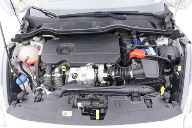 Vano motore di Ford Fiesta
