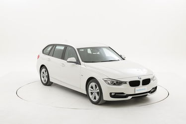 BMW Serie 3 usata del 2015 con 107.366 km