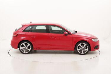 Audi A3 SPB Business usata del 2017 con 113.146 km