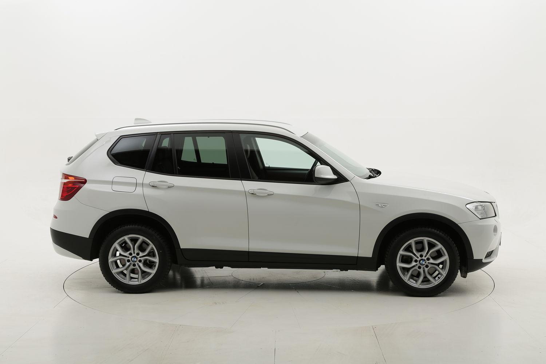 BMW X3 usata del 2013 con 103.443 km