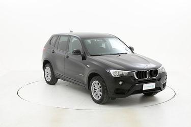 BMW X3 usata del 2016 con 64.221 km