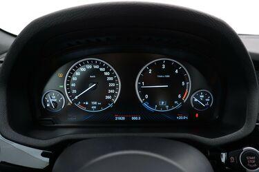 Interni di BMW X3