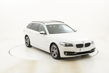 BMW Serie 5 520d xDrive Touring Business aut. usata del 2017 con 84.007 km
