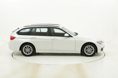 BMW Serie 3 320d Touring Business Advantage aut. usata del 2017 con 116.404 km
