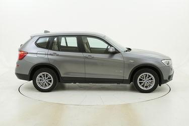 BMW X3 usata del 2017 con 131.424 km