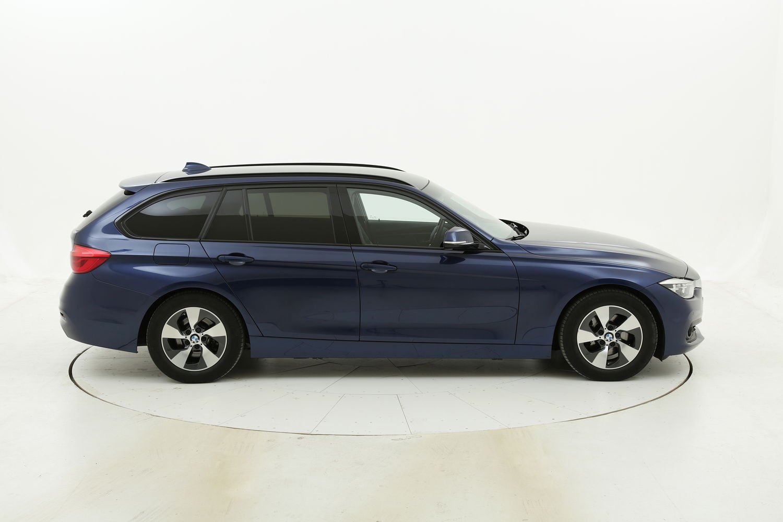 BMW Serie 3 usata del 2017 con 124.739 km