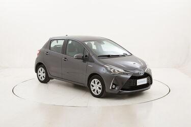 Toyota Yaris Hybrid Business usata del 2018 con 35.334 km