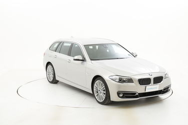 BMW Serie 5 usata del 2015 con 126.287 km